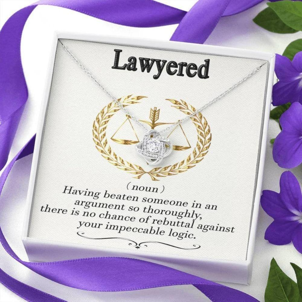 Friend Necklace, Law School Graduation Gift, Necklace For Future Lawyer Gift, Definition Lawyer Gift, Attorney Gift, Law Student Gift For Her