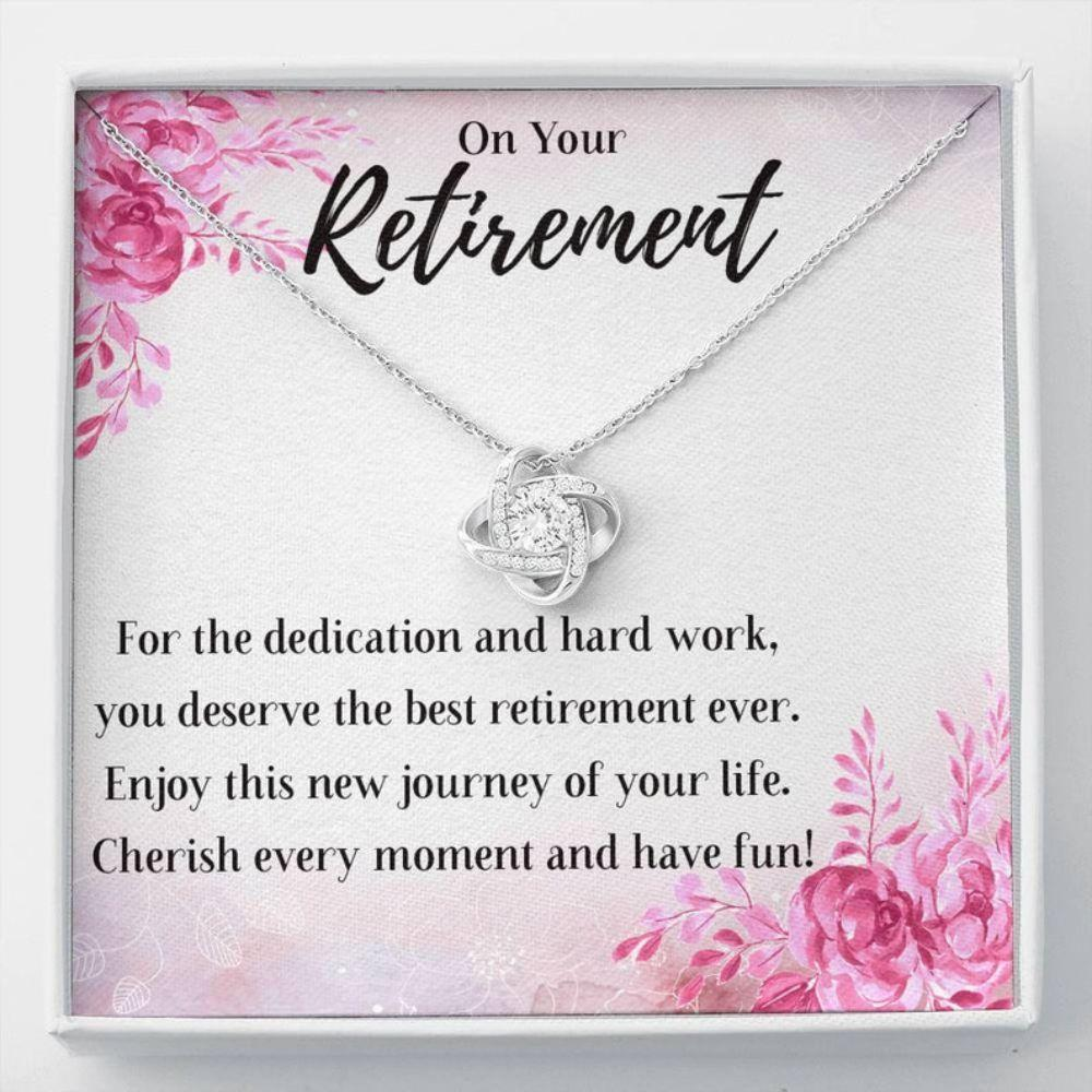 Friend Necklace, Retirement Gifts For Women, Necklace For Retirement, Gift For Retirement, Leave Job, Coworker Retirement Gift