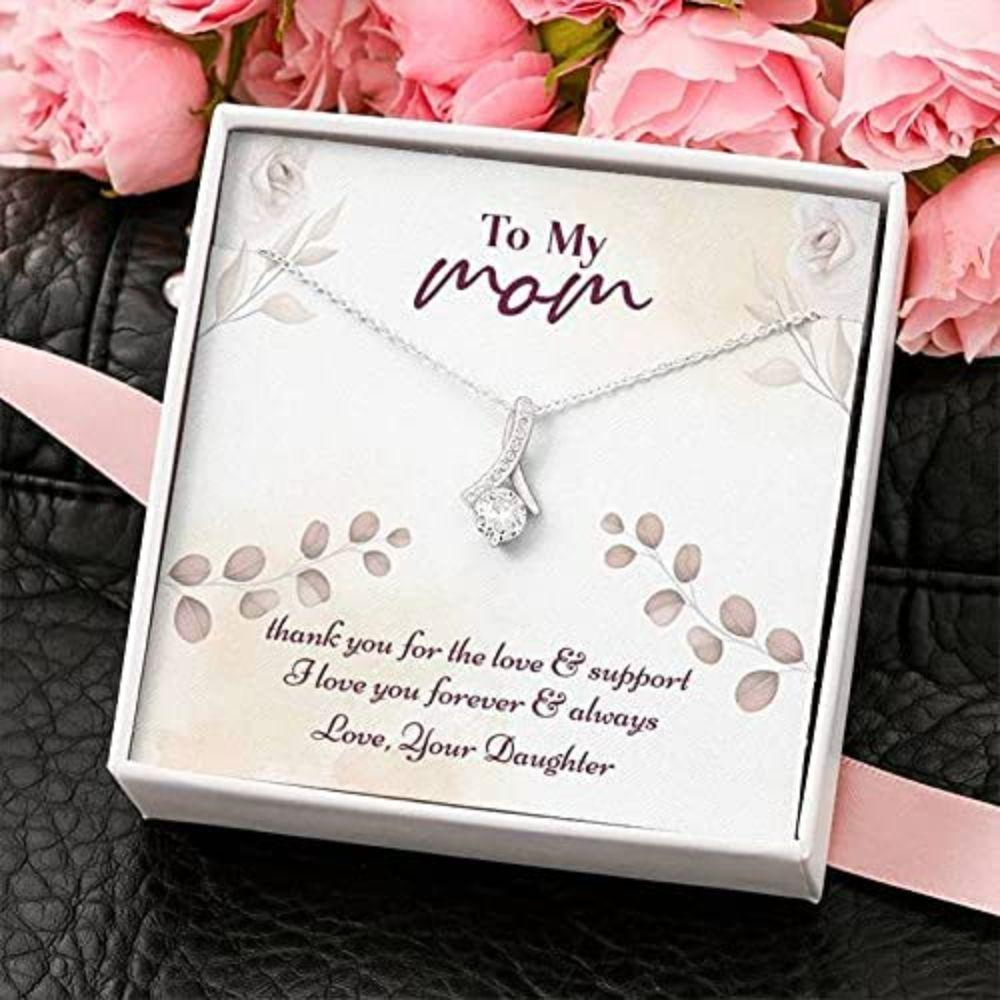 Daughter Necklace, Graduate 2021 Necklace Graduation Gift For Daughter