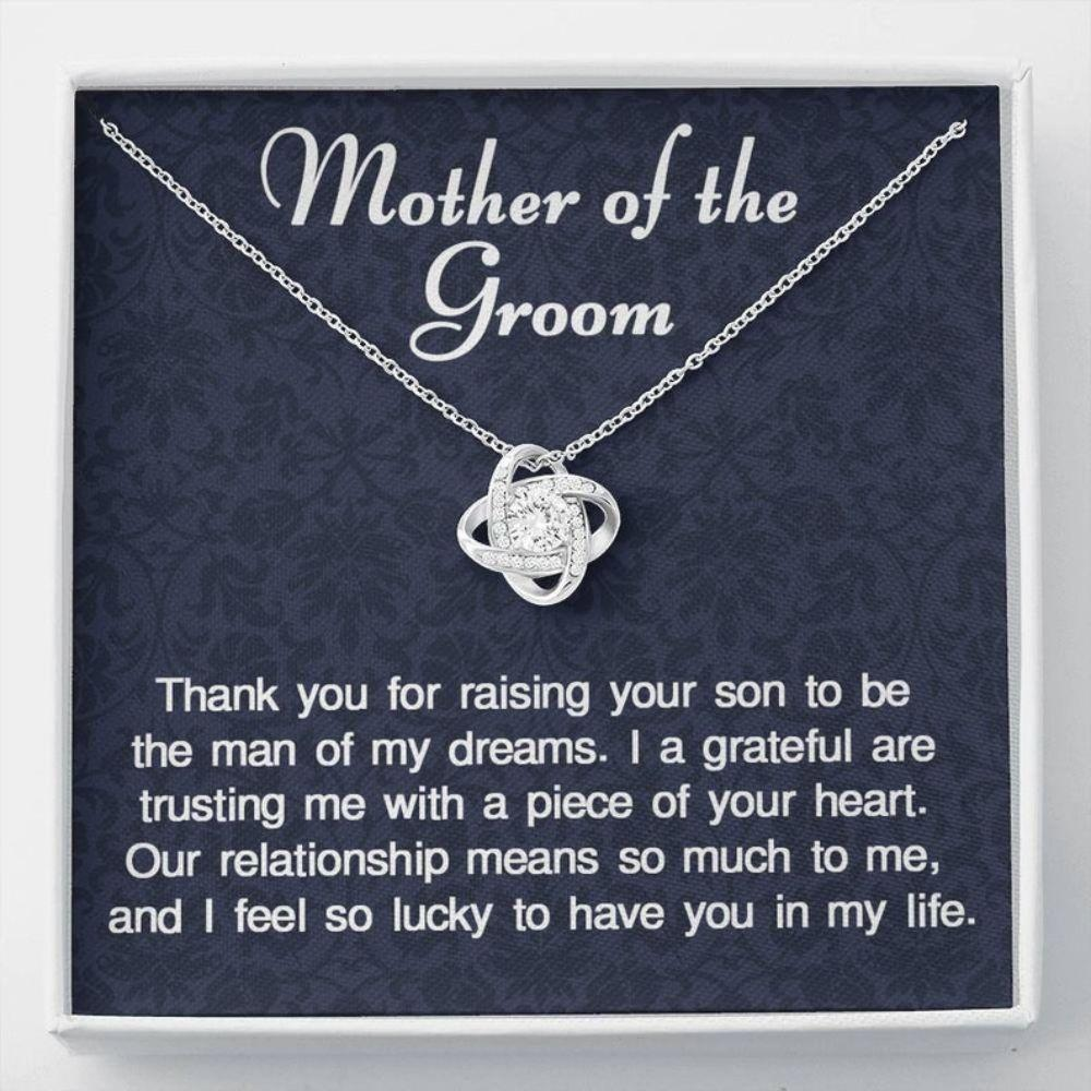 Mother-in-law Necklace, Mother Of The Groom Gift Necklace, Mother In Law Gift, Mothers Day Gift For Mother In Law Gift, Mothers Day Gifts